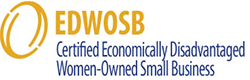 Economically Disadvantaged Woman owned business (EDWOSB)